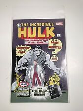 Incredible Hulk #1, Walmart Exclusive Reprint