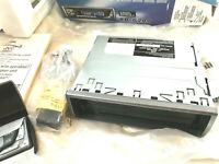 New In Box JVC KD-G200 Car Stereo Detachable 200W CD Receiver Never Installed
