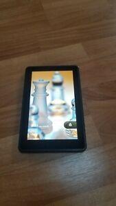 Amazon Kindle Fire  (1st generation) D01400 8GB, Wi-Fi, 7in - Black