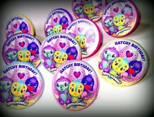 Hatchimals - 12 Toy Rings-Party Favors Kids Birthday Pinata Prizes Cupcakes