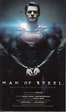 Man of Steel The Official Movie Novelization by Greg Cox NEW BOOK (P/B 2013)