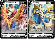 Pokemon GALAR Collection JUMBO Cards Zacian AND Zamazenta Set of 2 NEW!