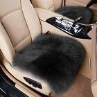 Sheepskin Seat Cover Cushion Genuine Sheepskin Luxury Long Wool Front Seat Pad