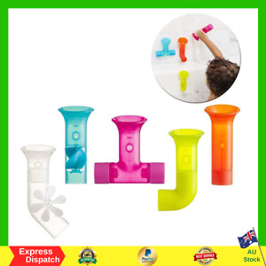 Boon Pipes Building Bath Toy Set Multicolour - NEW - FAST AND FREE SHIPPING AU