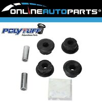Rear of Rear Lower Trailing Arm Poly Bush Kit fit Patrol GQ Y60 GU Y61 +Maverick