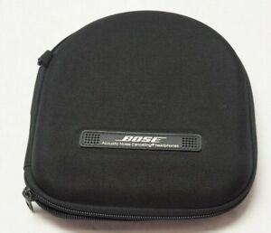 OEM Genuine Bose QC-2 QC 2 Headphones Case - Black, Case Only