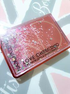 Natasha Denona Love Cheek Duo Blush genuine brand new, untouched no box RRP £38