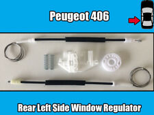 Window Regulator Repair Kit For PEUGEOT 406  Rear Left Door