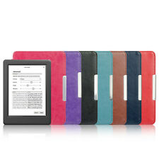 Magnetic Leder Hülle Auto Sleep Slim Cover Case Hard Tasche For KOBO GLO HD 6.0""