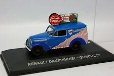 Ixo Presse 1/43 - Renault Dauphinoise Gondolo