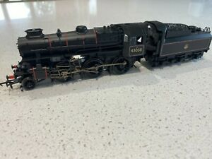 Bachmann 00 Gauge Steam Loco Ivatt Class 4 Mogul 2-6-0 DCC Sound fitted , Used
