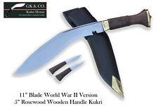 Genuine Gurkha Kukri knife -11 WII Gripper Khukuri,Kukris,Khukris,Handmade blade