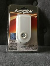 Energizer plug in motion sensor night light