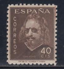 ESPAÑA (1945) NUEVO SIN FIJASELLOS MNH - EDIFIL 989 QUEVEDO
