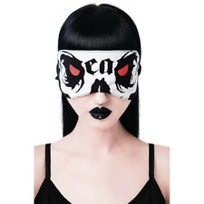 Killstar Gothic Goth Okkult Schlafmaske Augenmaske Schlafbrille - Dead Sleepy