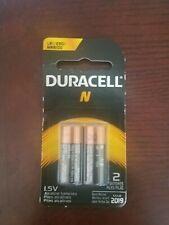 Duracell Medical Alkaline Batteries 1.5 Volt 2 Each