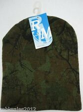 Bulk lot of 144 Hardwoods Tree Camoflauge Camo Winter Knit Hat Beanie