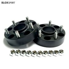Hubcentric 35mm Alloy Wheel Spacers For Lexus / Toyota 5*114.3 CB 60.1mm 12x1.5