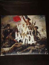 COLDPLAY - VIVA LA VIDA, Death and All His Friends, 2008, CD Compact disc, RARE