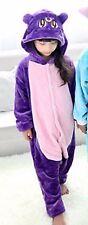 Hot sale kids Pajamas Kigurumi Unisex Cosplay Animal Costume Onesie sleepwear!!