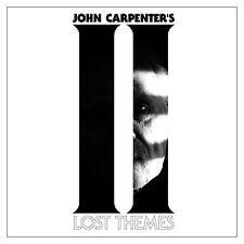 John Carpenter Lost Themes II/2 Vinyl LP Record & MP3! horror soundtrack! NEW!!!