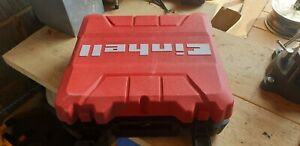 Einhell 18v Cordless Angle Grinder 1 Battery ,+ Case + Charger