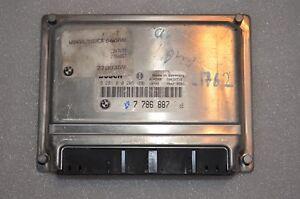 L-1762 BMW ENGINE CONTROL UNIT 7786887 / 0281010205 / 7788359