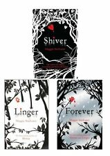 Maggie Stiefvater Wolves of Mercy Falls 3 Books Collection Set Shiver, Linger