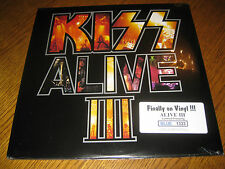 Kiss-Alive III Do-LP,blue vinyl, ltd. pressing,PolyGram US 1993,megarar,sealed!!