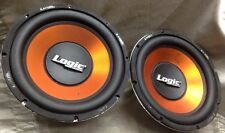 LOGIC DSX12 SOUNDLAB  SUBWOOFERS 600 WATTS  LOCAL PICKUP ONLY,