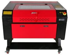 Macchina incisore taglio laser Co2 700x500mm 60W CNC engraving cutter DSP