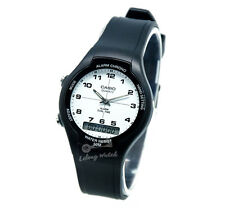 -Casio AW90H-7B Dual Time Watch Brand New & 100% Authentic