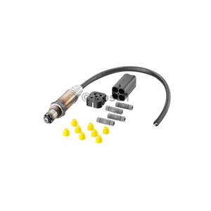 Bosch Oxygen Lambda Sensor 0 258 986 502 fits Audi 80 2.3 E Quattro (B4) 98kw