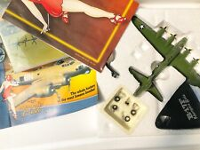 Atlas Editions 1/144 Boeing B-17F Bomber The Flying Fortress Rare Boxed