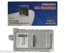 PFI-701 Gray Ink Catg. Compatible for Canon Printer iPF 8000s 9000s 8000 9000