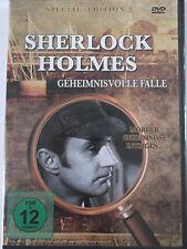Sherlock Holmes - Serie - Das Ritual, seltsame Fall des Harry Crocker, Fluch