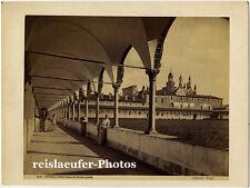 Charterhouse of Pavia by Brogi, Orig. Photo, ca. 1880