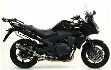 SILENCIEUX ARROW ALU DARK HONDA CBF 1000 / ST 2010/13 - 71423MI+71764AON