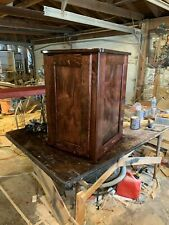 29/32 gallon bio cube stand red oak stain with extras please look at photos
