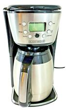 BLACK+DECKER DRIP THERMAL 12-CUP COFFEE MAKER
