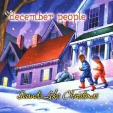 December People - Smells like Christmas STEVE WALSH JOHN WETTON CD NEU