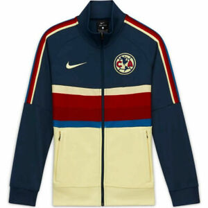 Youth Nike Club America Official I96 Anthem Soccer Jacket size large