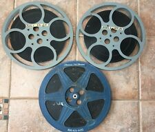 VINTAGE 1952 16MM (3) MOVIE REELS - PRIDE OF ST. LOUIS - BASEBALL'S DIZZY DEAN