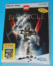 Lego Bionicle - Lego Rock Raiders - PC
