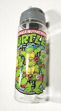 2014 Tmnt Ninja Turtles Classic Plastic Bpa Free 20oz Water Bottle New with Tag