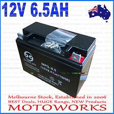 12V 6.5AH Battery for 50cc 110CC 125CC ATV QUAD Bike Gokart 4 Wheeler Buggy Dirt