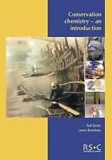 Conservation Chemistry: An Introduction by Ted Lister (Paperback, 2005)
