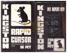 Pet répéter Clé & rapide curseur pour Commodore PET de Kingston