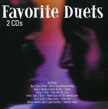 Favorite Duets (50 tracks) Long John Baldry/Kati McDonald, Nancy Sina [CD DOPPIO]