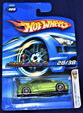 Hot Wheels Honda Civic Si new in original package NICE!